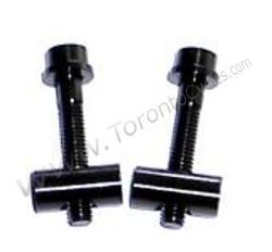 Black Titanium Bolts, Black Titanium, Black Titanium Fasteners
