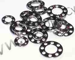 Titanium Drilled Washers