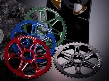 Far and Near Cassette Sprocket Expanders