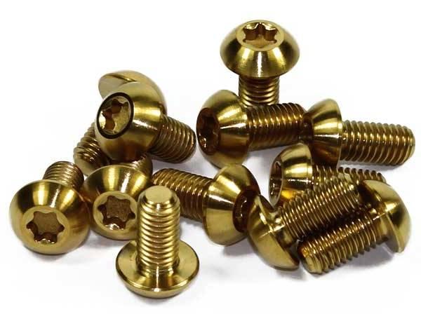 Gold Titanium Nitride, Gold Titanium Anodizing, Gold Nitride