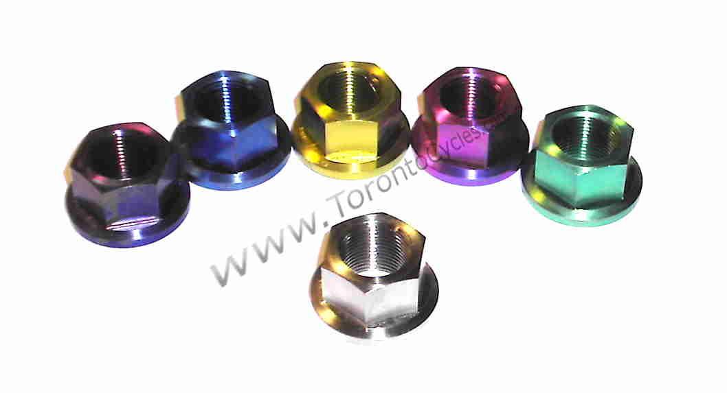 Titanium Color Titanium Anodizing Color Titanium Service