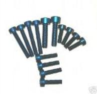 Derailleur/Brake Spring/Stop Mini Alloy 14 Bolts