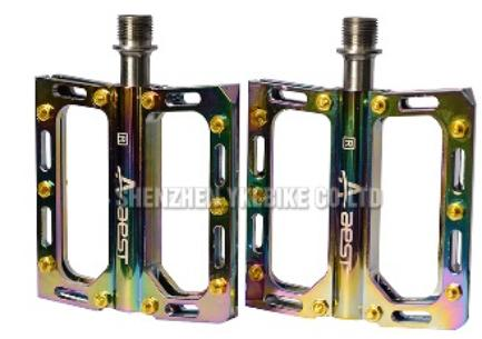 AEST Oil Slick Pedals