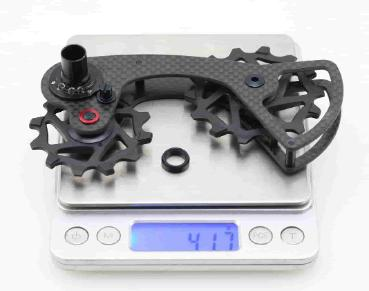 J/&L Rear Derailleur Carbon Inner Plate//Cage for SHIMANO DURA-ACE 7900//7970