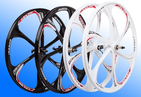 Accrue Max DP Magnesium Wheel Set