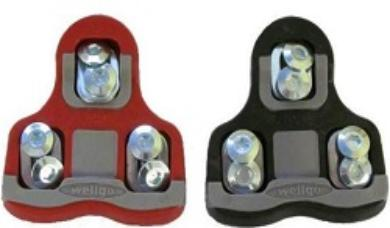 Wellgo RC6 Road Pedal Cleats